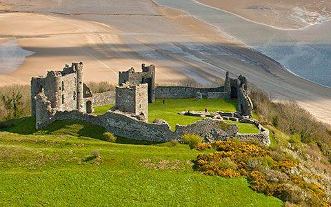 Events at Llansteffan Castle