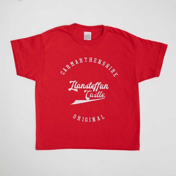 Childs T-Shirt (English)